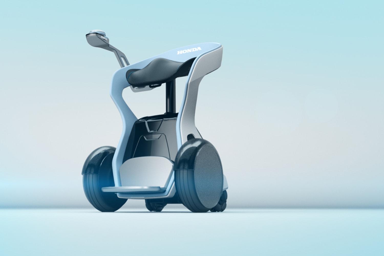 Honda 3 E Robots