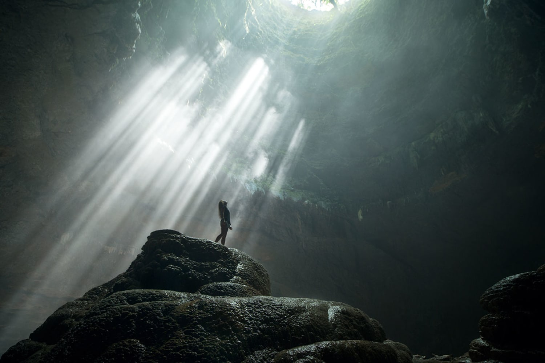 WEB Ray of Light Jomblang Cave Java 549680620