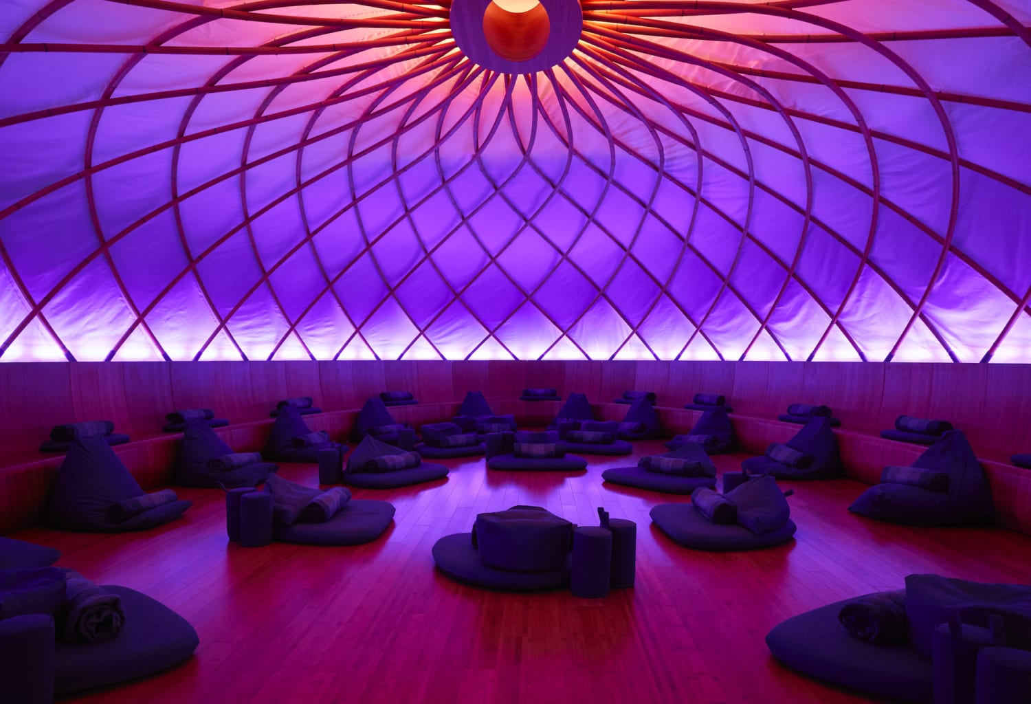 INSCAPE The Dome Room small 5586
