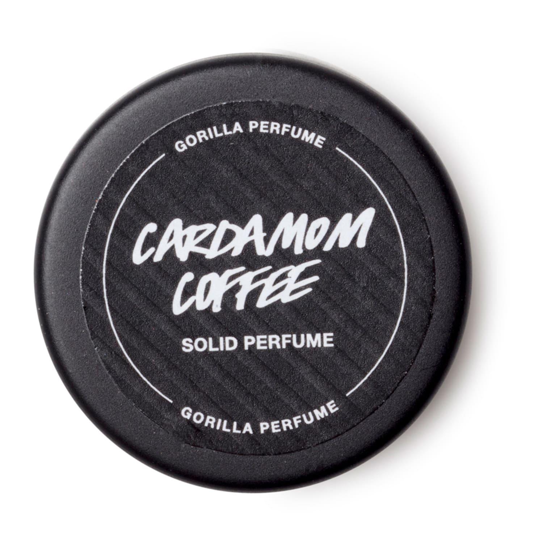WEB web cardamon coffee solid perfume packaging