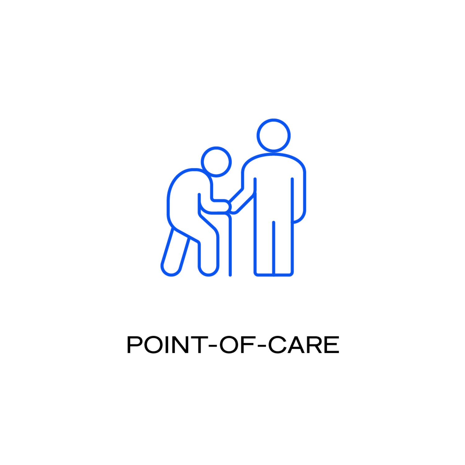 WTH Point of Care Icon