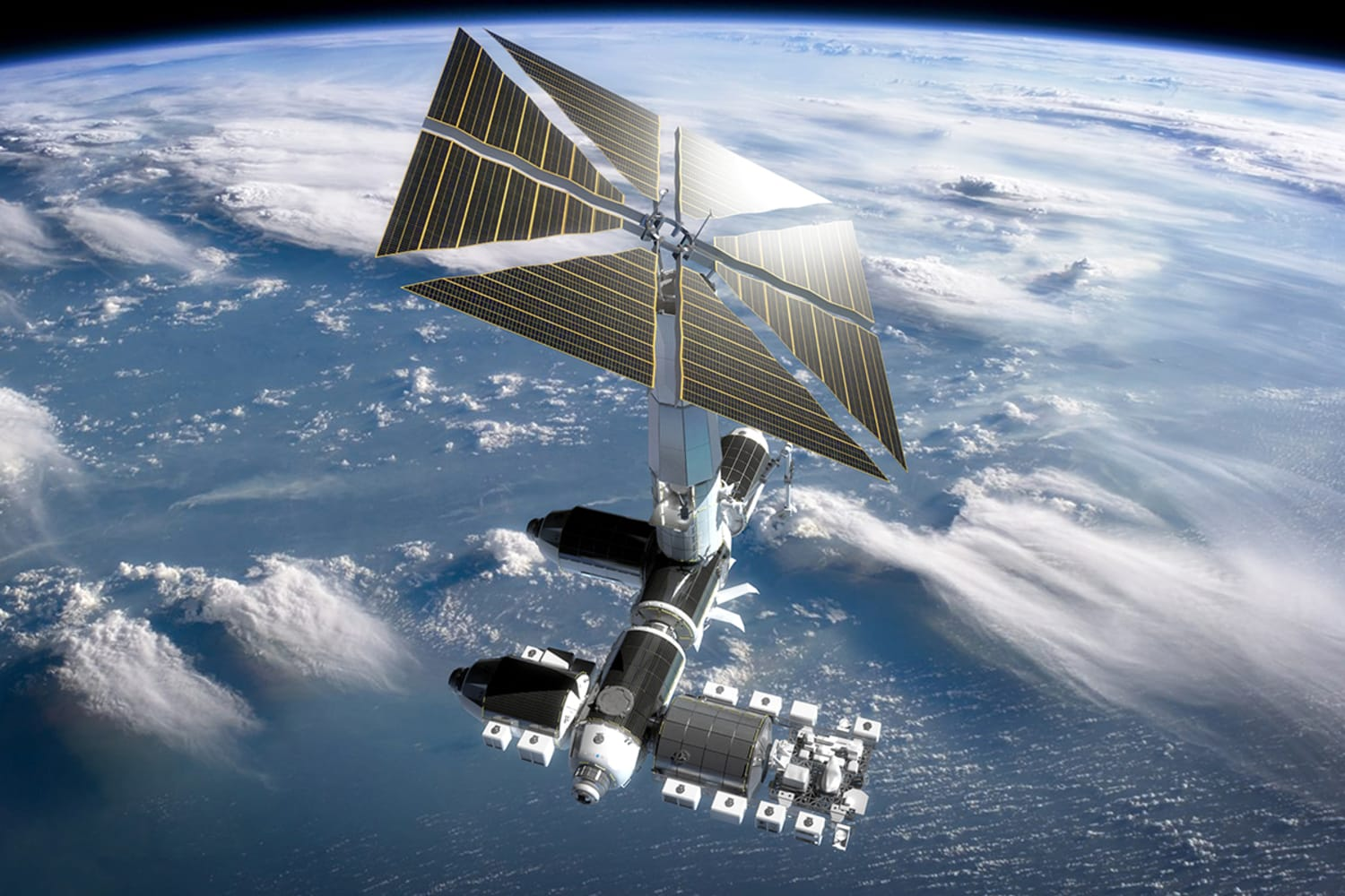 WEB Image Axiom Station zenith view