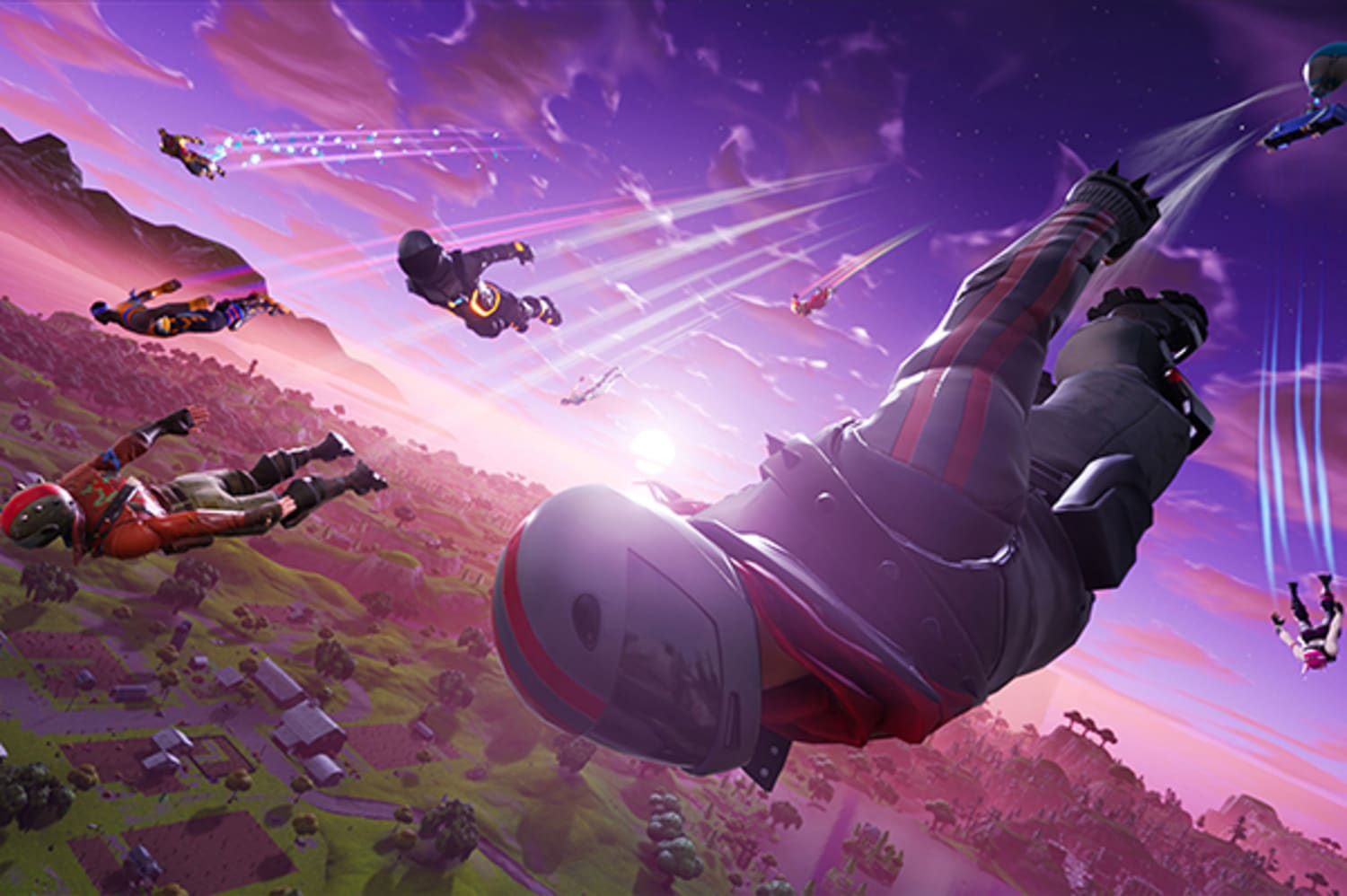 WEB Fortnite Worldcup Competitive