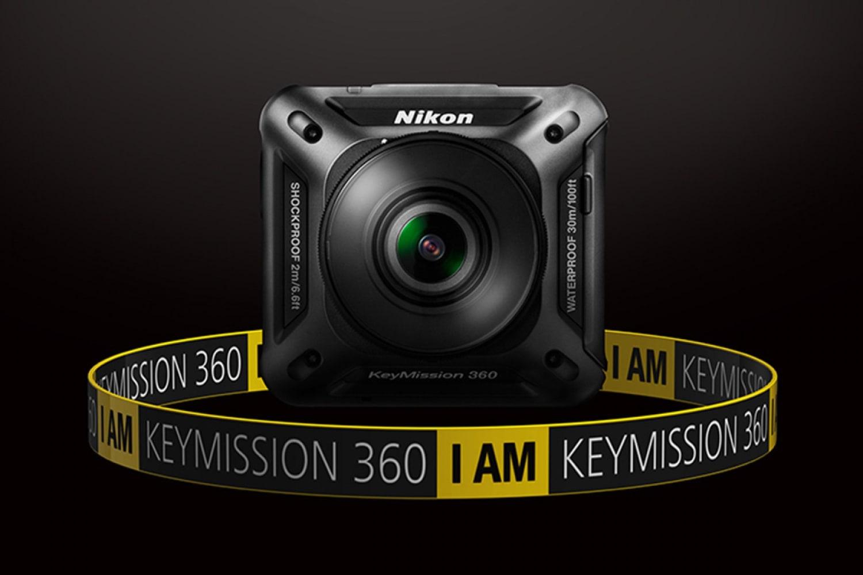 Nikon Key Mission 360 hero WEB