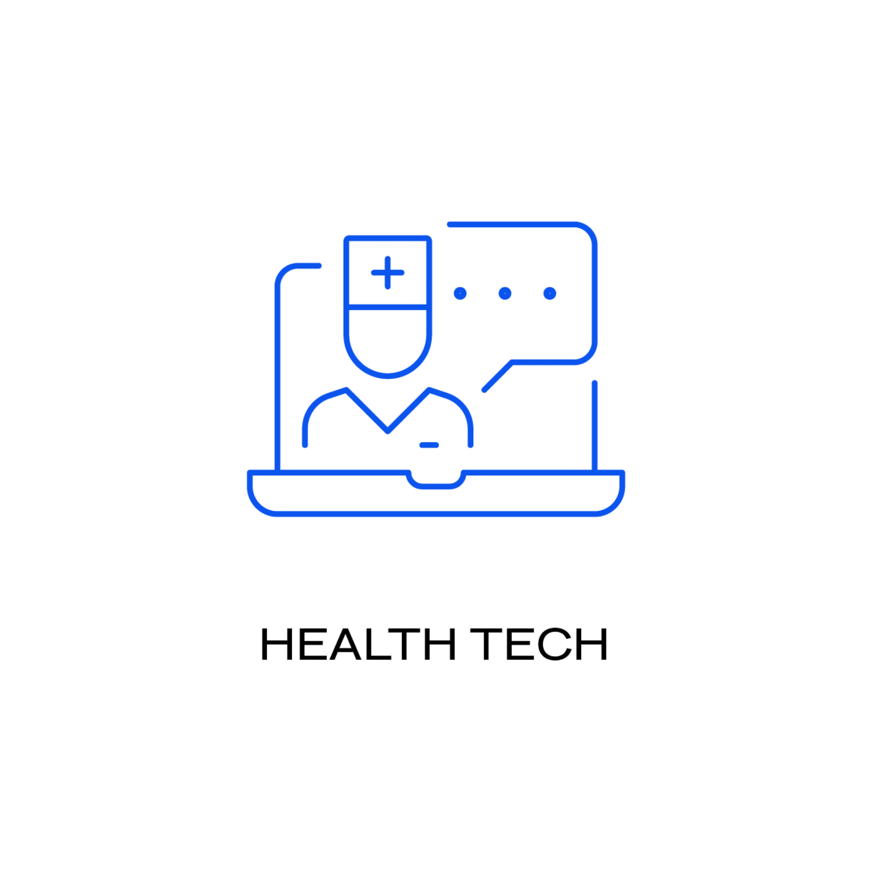 WTH Health Tech Icon