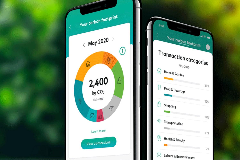 WEB Mastercard Carbon Calculator