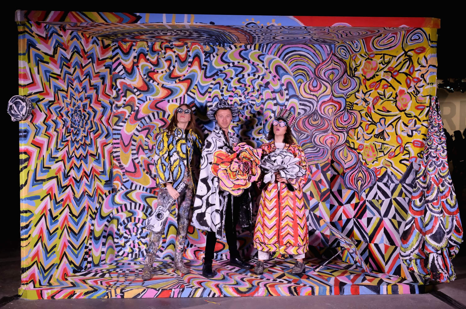 Refinery29 Third Annual 29 Rooms Turn It Into Art Press Preview