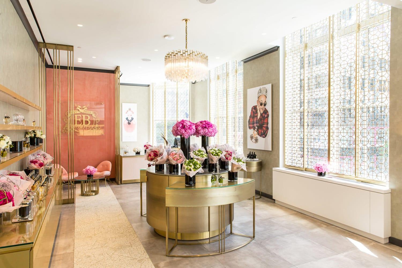 WEB Saks Fifth Avenue EB Florals