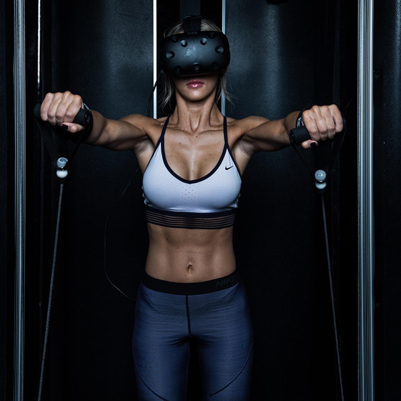 JWT Erna Black Box VR Machine 4650