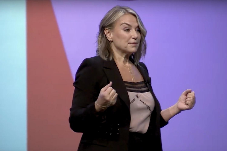WEB Esther Perel at SXSW 2
