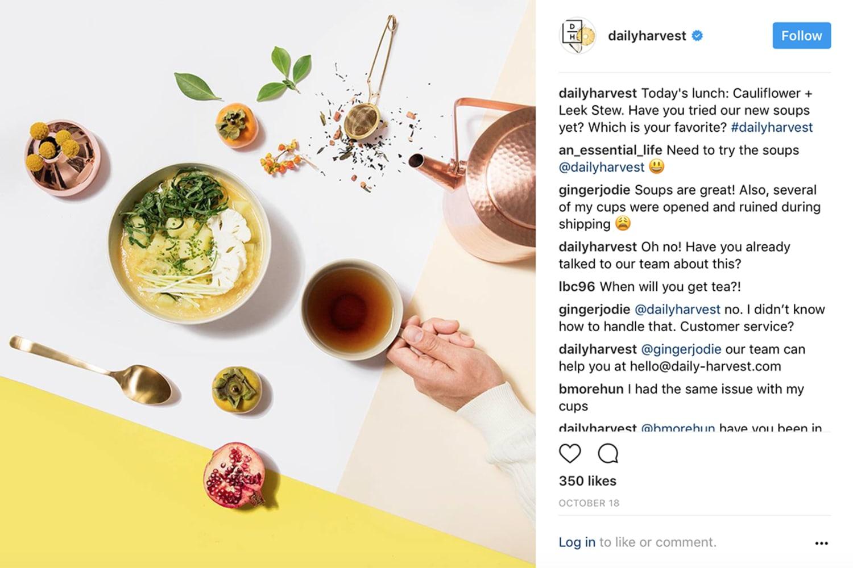 Daily Harvest Instagram Soup WEB