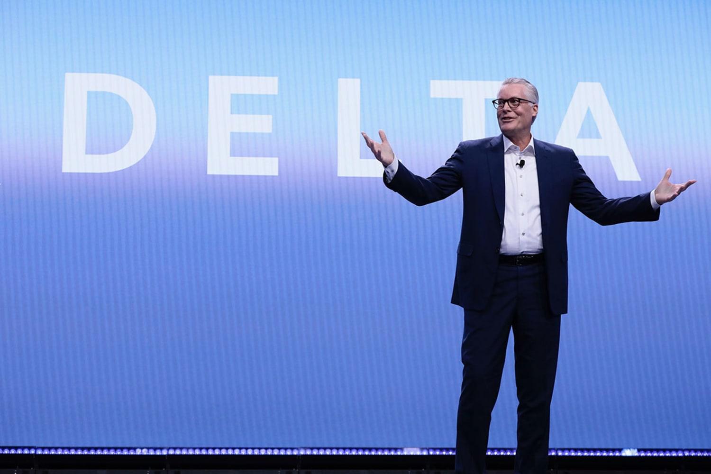 WEB Delta keynote stage