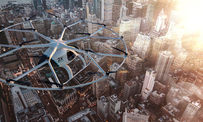 WEB volocopter 2x city closeup credit volocopter