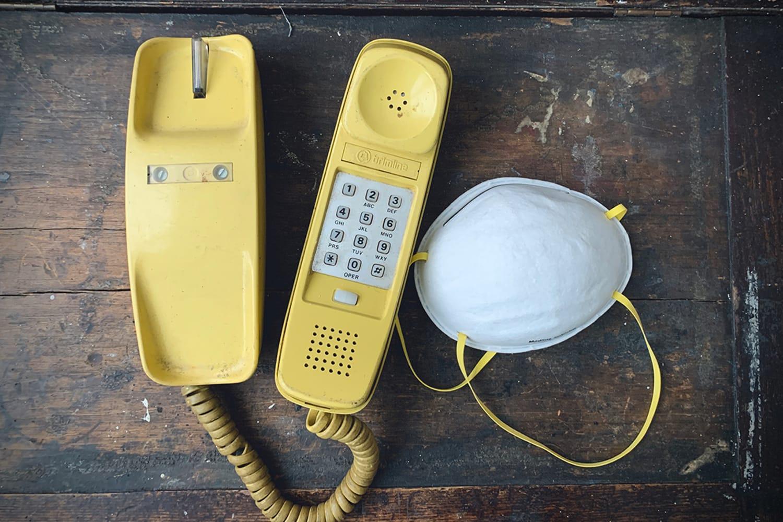WEB telephoneandmask