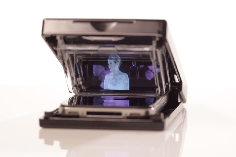 WEB Beatie Wolfe 2012 8ight 3 D Interactive Album App Palm Top Theatre 1