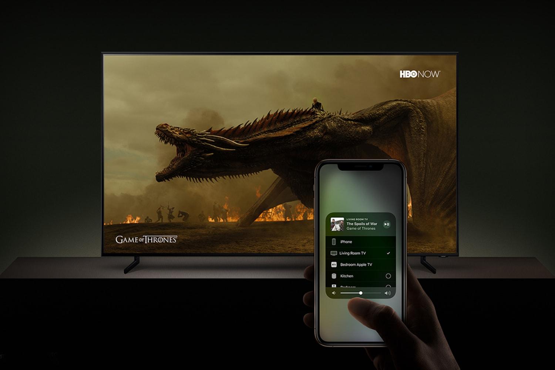 JWT Samsung TV Airplay