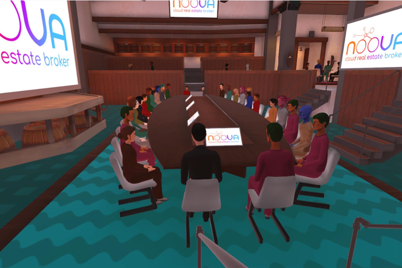 WEB Virtual board room 1