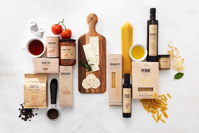 WEB Public Goods Food