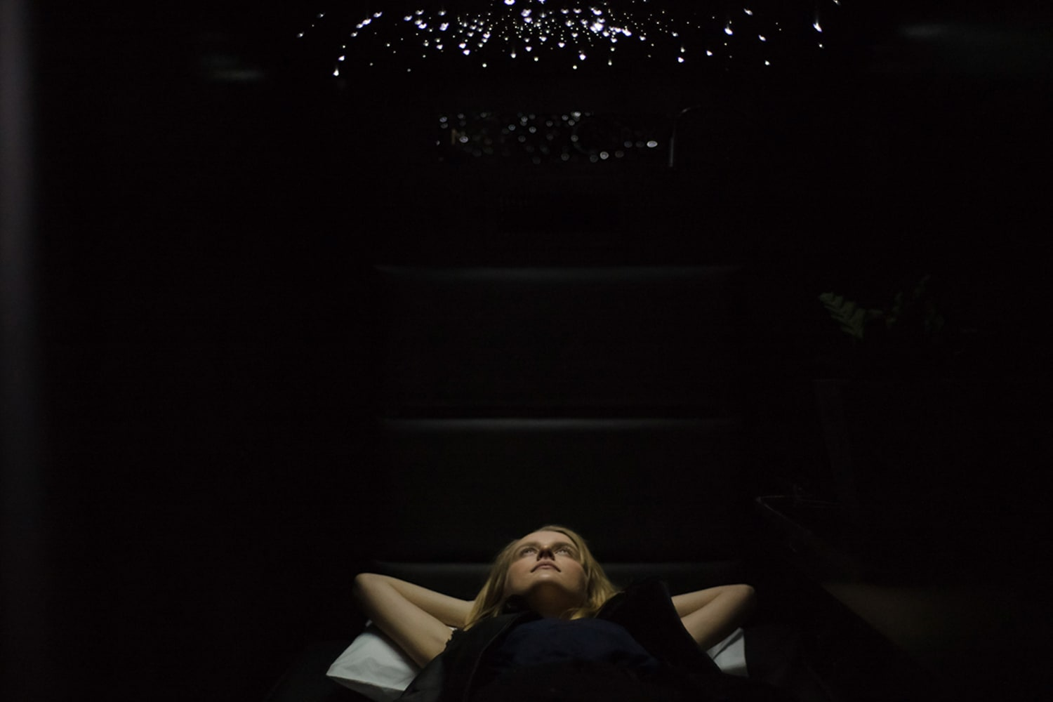 JWT Nap York is the only place where you can sleep under the stars in NYC