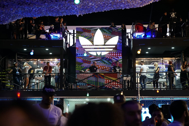 WEB Adidas at Sole DXB Dubai Image courtesy of Lightblue