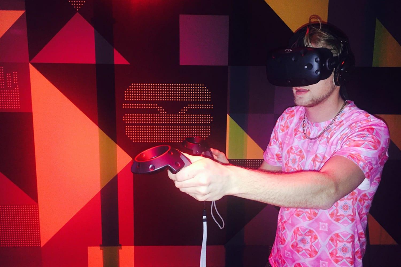 WEB VR at SXSW 2