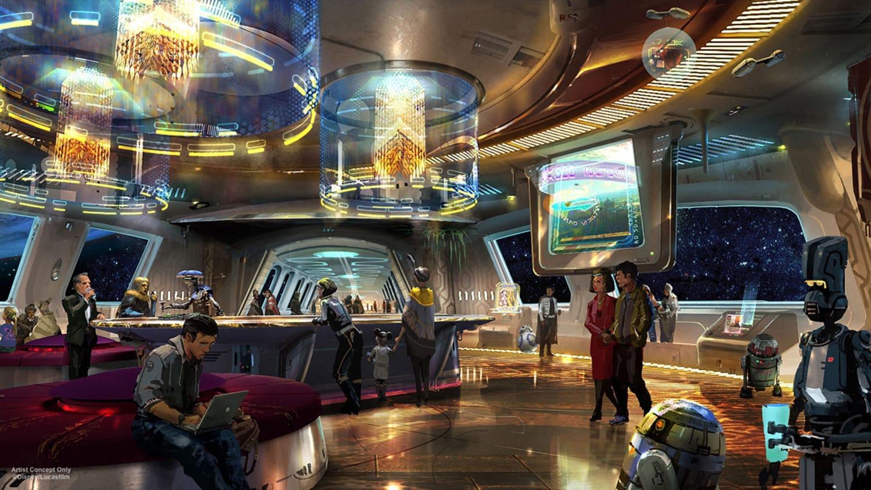 WEB Image WDW Star Wars Themed Resort