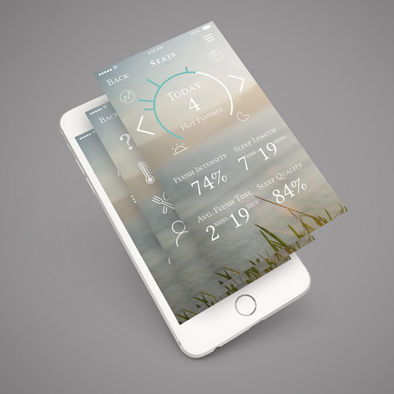 JWT App Screens