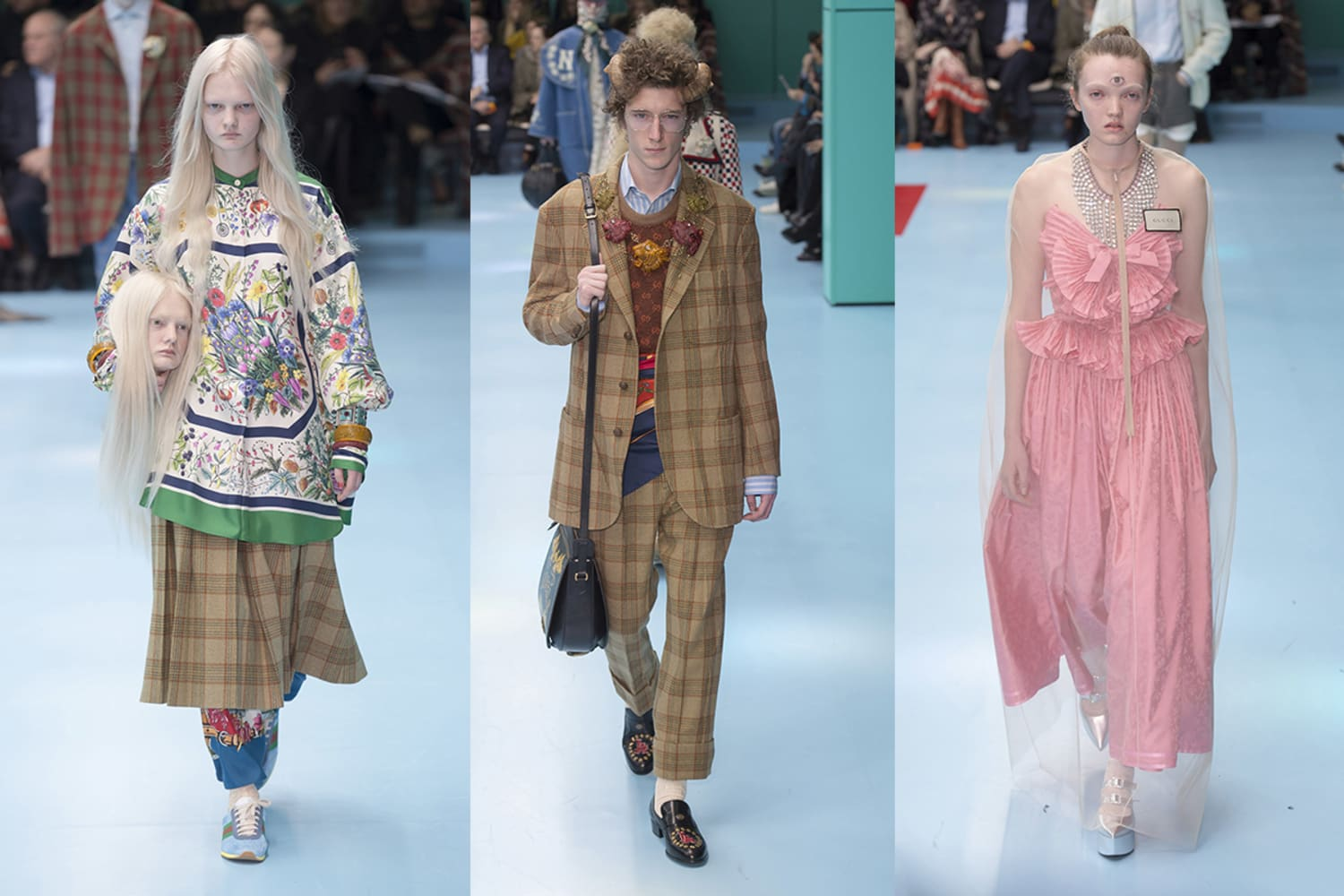 JWT Fall 2018 Ready to Wear collection