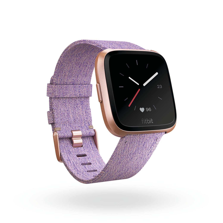 WEB Fitbit Versa 3 QTR SE Lavender Analog