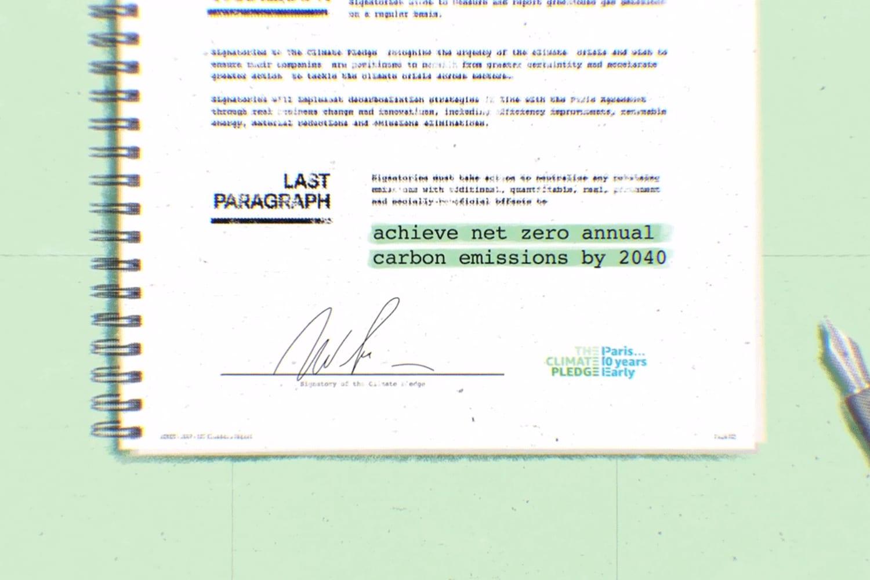 WEB Climate Pledge