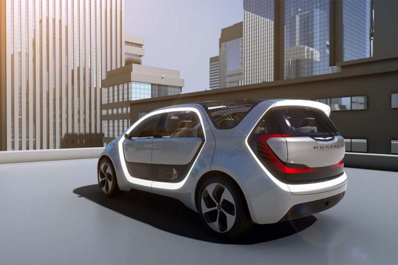 Fiat chrysler portal concept