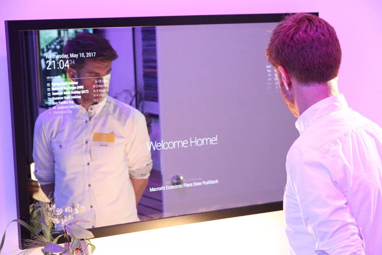 WEB Tech in the future home