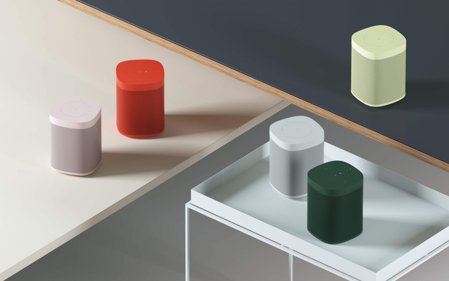 The Hay for Sonos One Limited Edition Collection