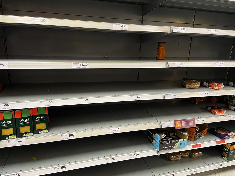 Sainsburys London