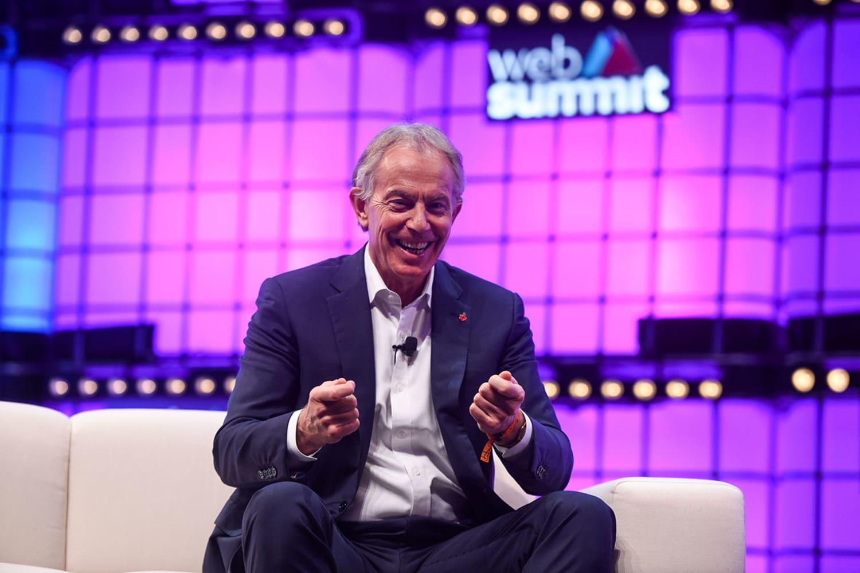 WEB Silicon Delta or Digital Rights Tony Blair