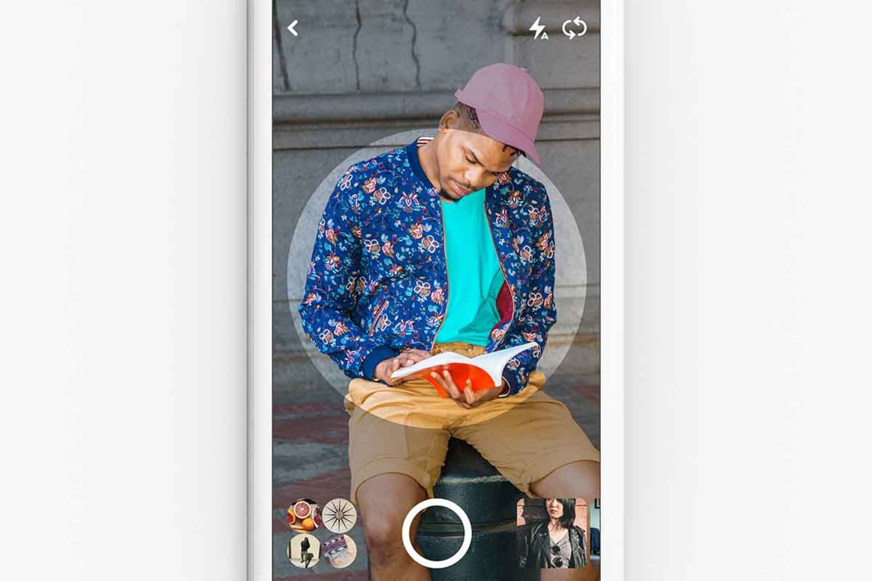WEB Pinterest Lens