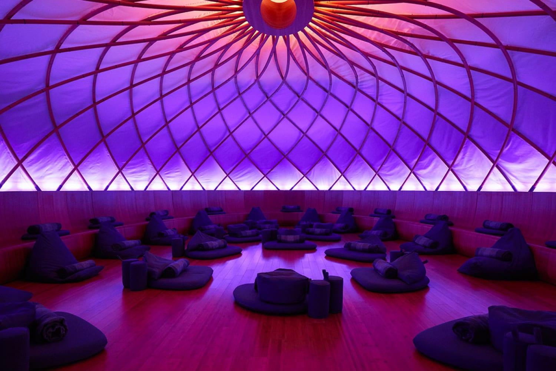 WEB INSCAPE The Dome Room