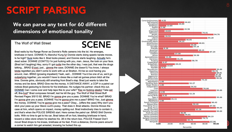 WEB Parsing text