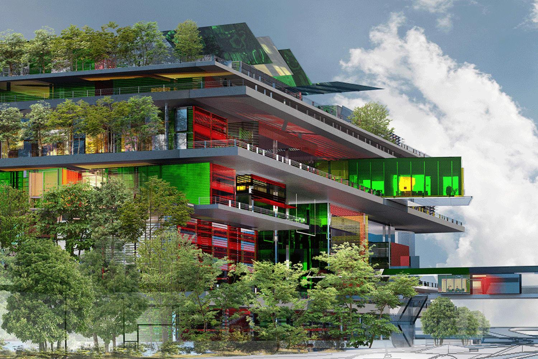 WEB Jeuneville une architecture face à la Seine
