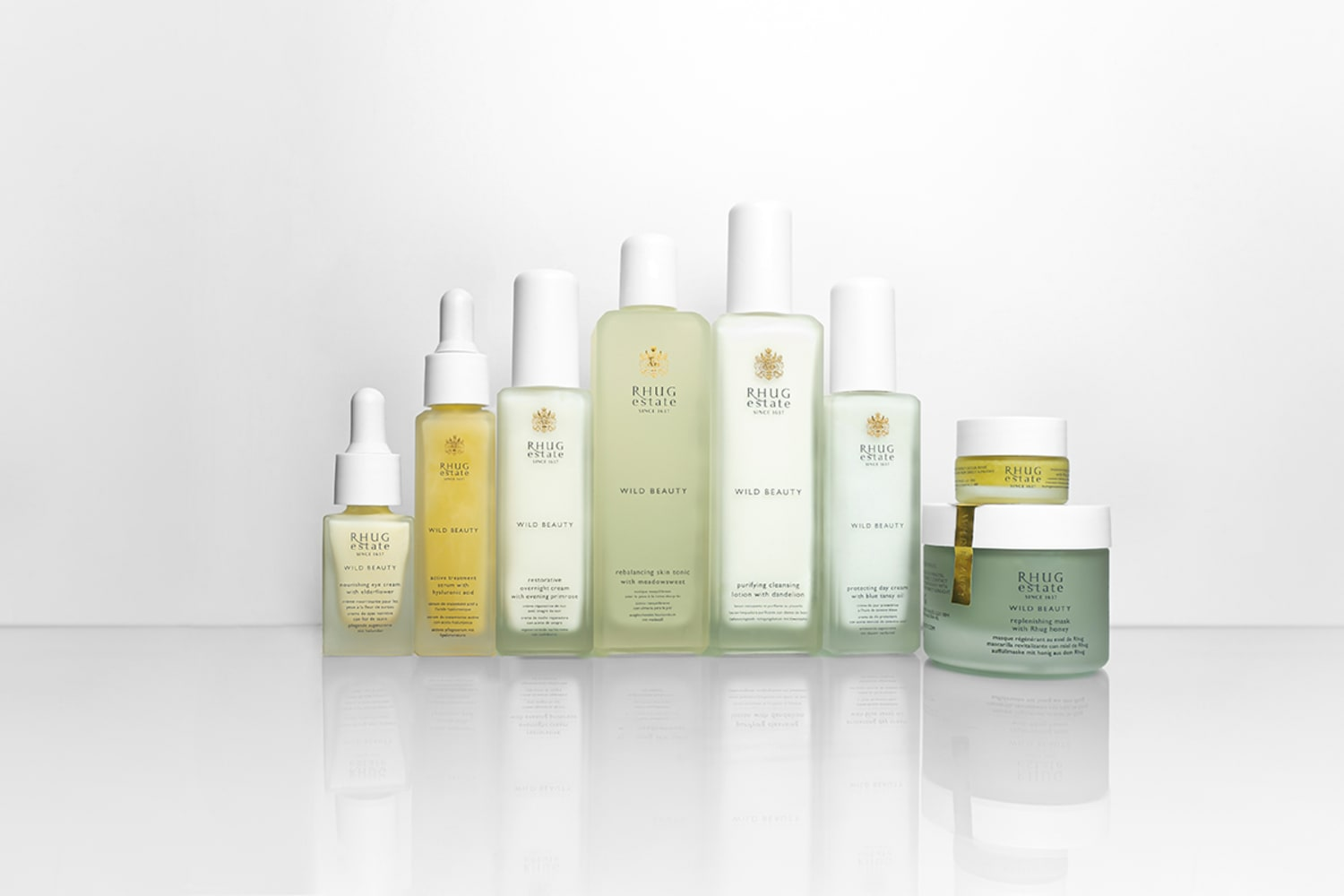 WEB Skincare collection