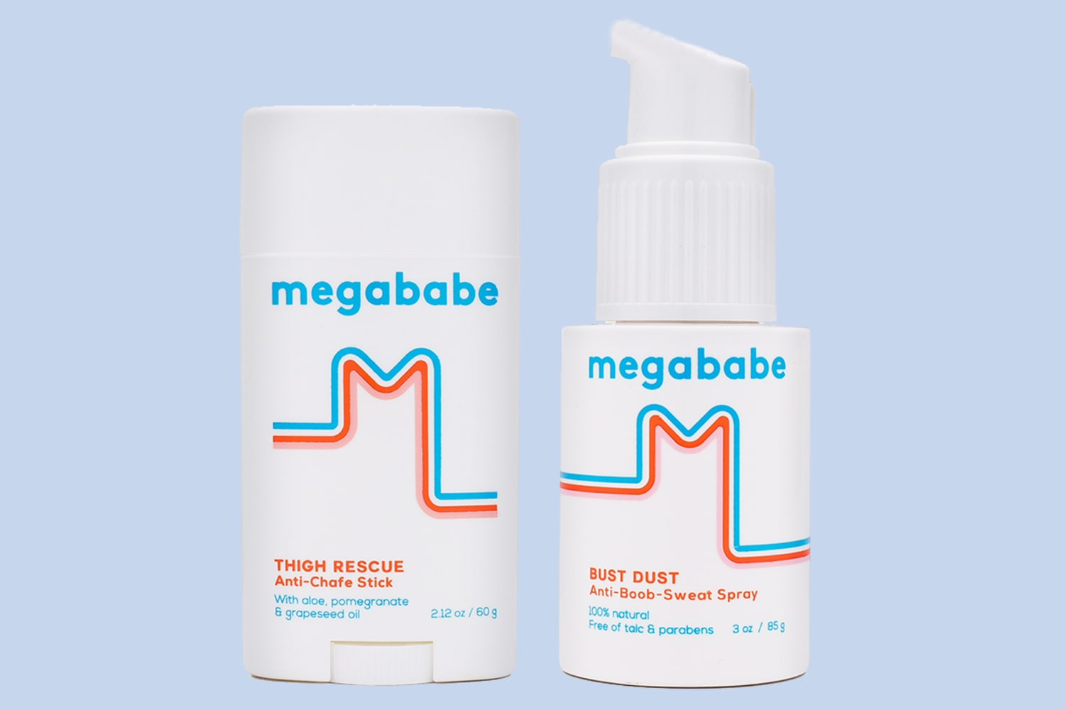 JWT Megababe products