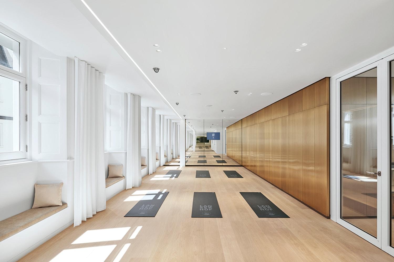 WEB Lanserhof at The Arts Club Gym Yoga