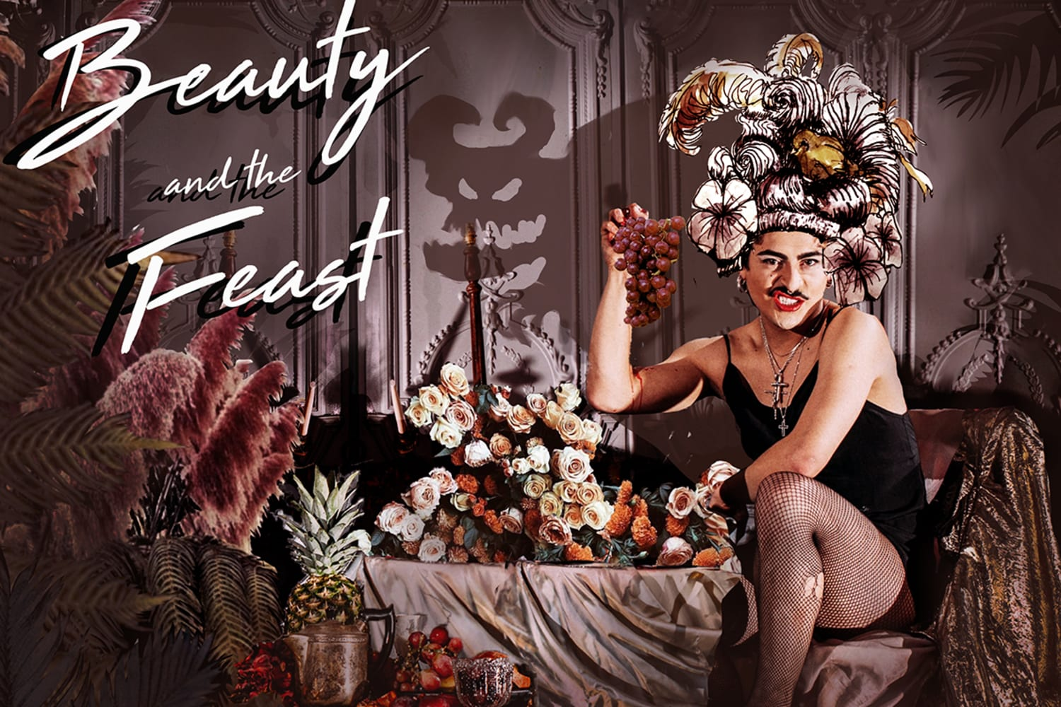 Beauty and the Feast by Darling Edge and the Grubclub