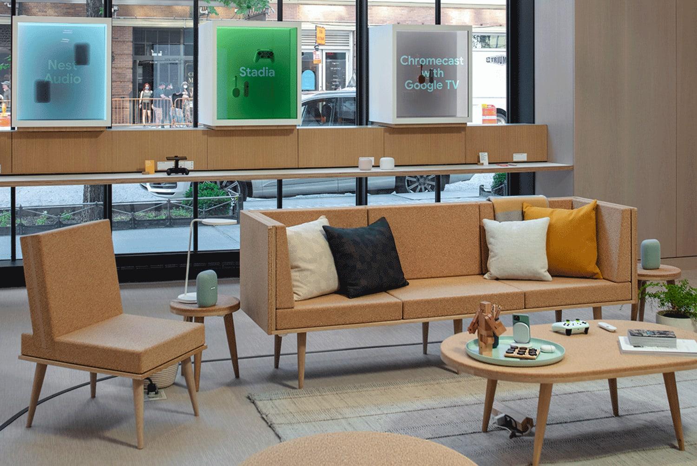 WEB Store Interior Furniture