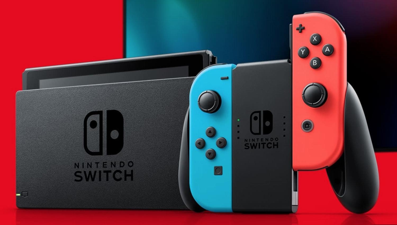 WEB Nintendo Switch