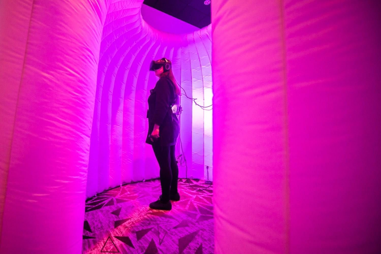 VR at JW Marriott