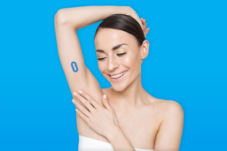 WEB My Skin Track p H female model