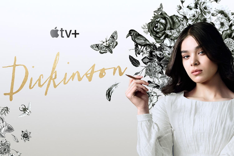 WEB Apple TV Dickinson key art 16 9