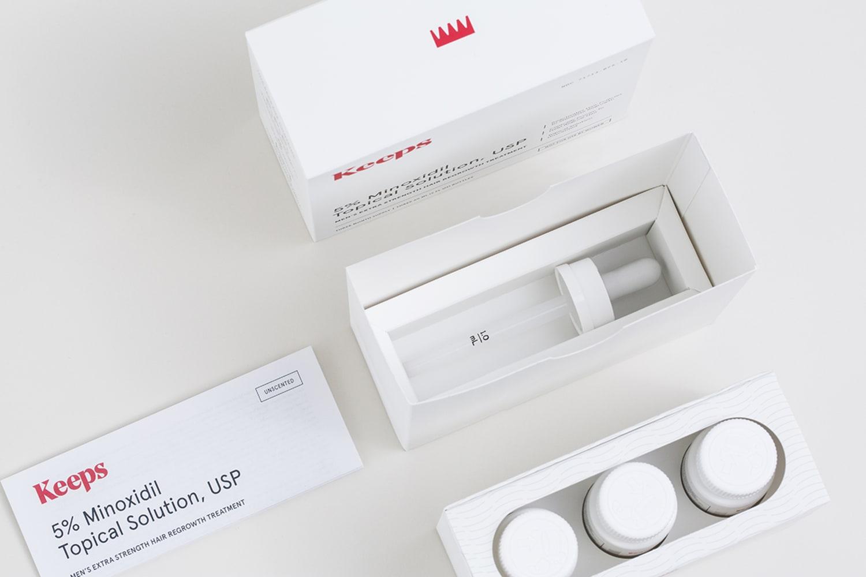 JWT Keeps Minoxidil Unboxed