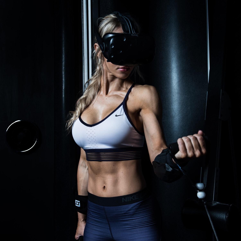 JWT Erna Black Box VR Machine 4678